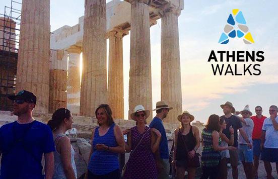 Athens Walks