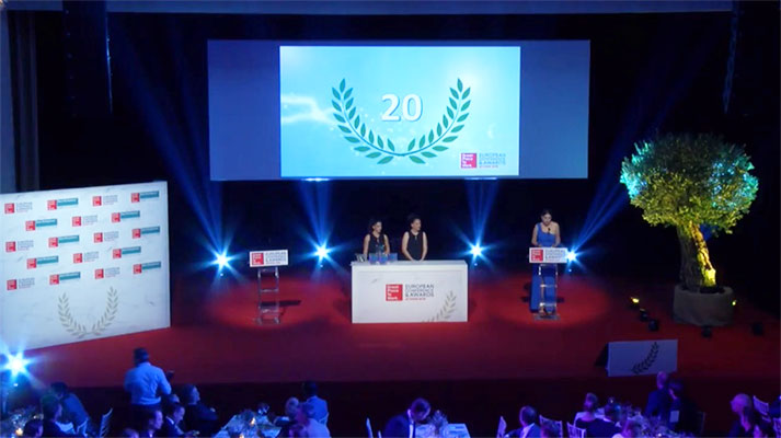 Great Place to Work Europe 2018 - Video Awards